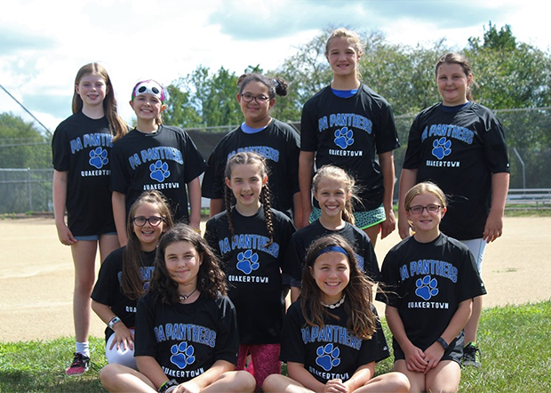 Welcome to the Home of PA Panthers Fastpitch Softball